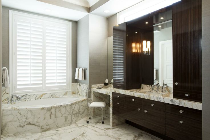 Executive Cabinetry bathroom