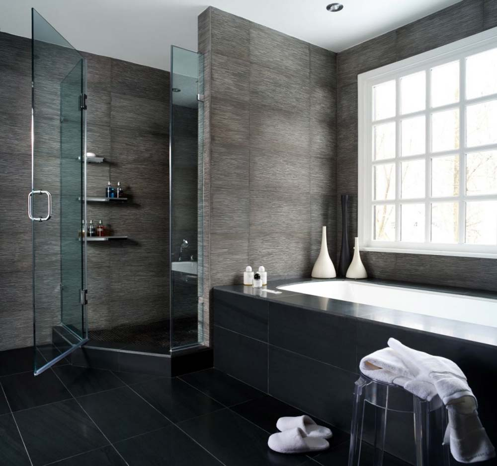 Modern Bathroom Style Contemporary With